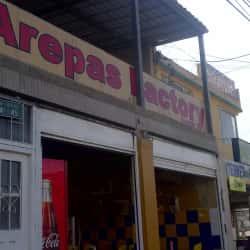 Arepas Factory en Bogotá