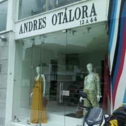 Andres Otalora en Bogotá