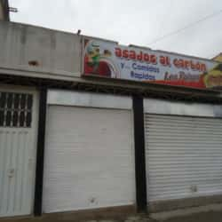 Asados Al Carbón en Bogotá