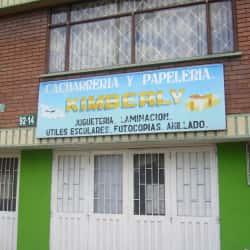 Cacharrería y Papelería Kimberly en Bogotá