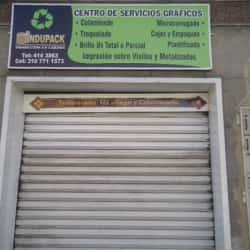 Centro de Servicios Gráficos en Bogotá