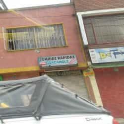Comidas Rápidas Guacamole en Bogotá