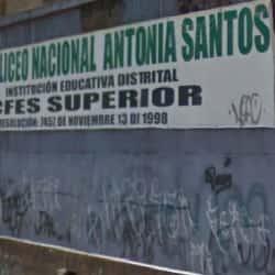 Colegio Liceo Nacional Antonia Santos en Bogotá