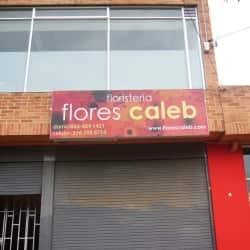 Flores Caleb en Bogotá