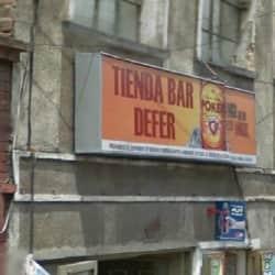 Tienda Bar Defer en Bogotá