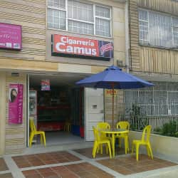 Cigarrería Camus en Bogotá