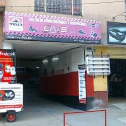 Centro de Amortiguadores y Suspensiones CAYS Ltda. en Bogotá
