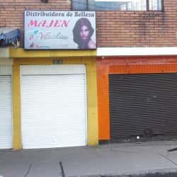 Distribuidora de Belleza Majen en Bogotá