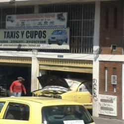 Taxis y Cupos en Bogotá