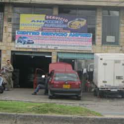 Centro Servicio Anfred en Bogotá