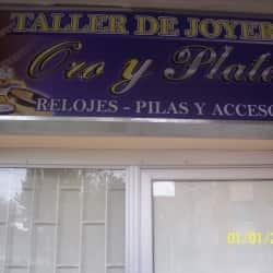 Taller de joyería Oro y Plata en Bogotá