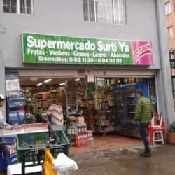 Supermercado Surtiya en Bogotá