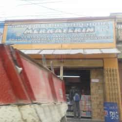 Granero y Distribuidora Merkaterin en Bogotá