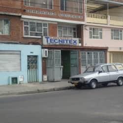 Lavandería Tecnitex en Bogotá