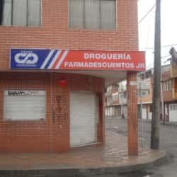 Droguería Farmadescuentos JR en Bogotá