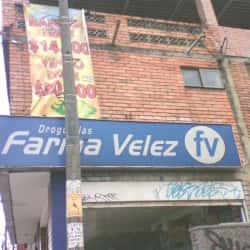 Droguerías Farma Velez en Bogotá
