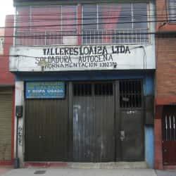 Talleres Loaiza Ltda. en Bogotá