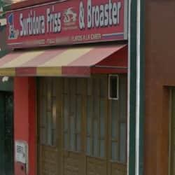 Surtidora Friss & Broaster Calle 55 Sur en Bogotá