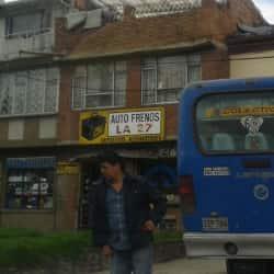 Auto Frenos La 27  en Bogotá