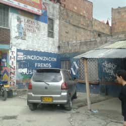 Sincronización Frenos Suspensión en Bogotá