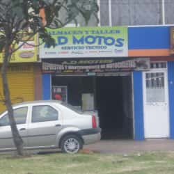 Almacén y Taller A.D. Motos  en Bogotá