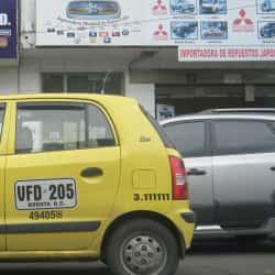 Importadora Mundial de Partes Ltda. en Bogotá