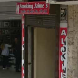 Smoking Jaimes en Bogotá