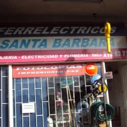 Ferrelectricos Santa Bárbara en Bogotá