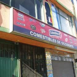 Comestibles de Occidente en Bogotá