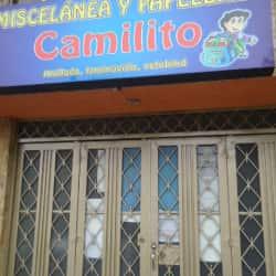 Miscelánea y Papelería Camilito en Bogotá