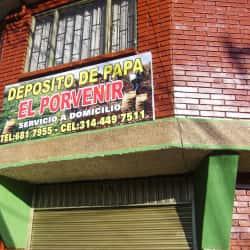 Depósito De Papa El Porvenir en Bogotá