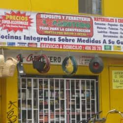 Depósito y Ferretería El Carretero en Bogotá
