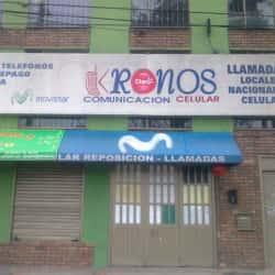 Kronos Comunicación Celular  en Bogotá