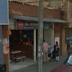 Comidas Rápidas Pare y Coma en Bogotá