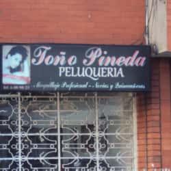 Peluquería Toño Pineda en Bogotá