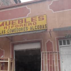 Muebles Riforero en Bogotá