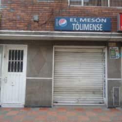 El Mesón Tolimense en Bogotá