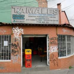 El Chef del Tamal en Bogotá