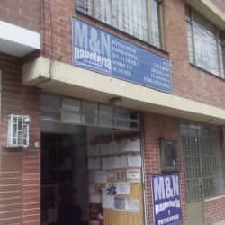 M&N Papelería  en Bogotá