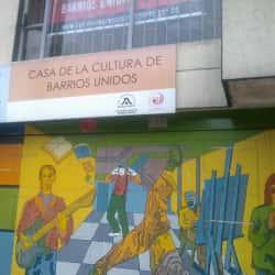 Casa de la Cultura de Barrios Unidos en Bogotá