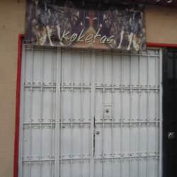 Koketas en Bogotá