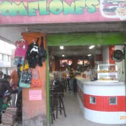 Komelones en Bogotá