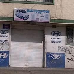 Maxi Respuestos la 50 en Bogotá