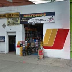 Miltonos en Bogotá