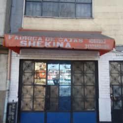 Fábrica De Cajas Shekina en Bogotá
