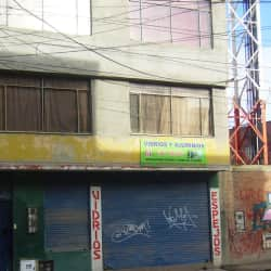 Vidrios y Aluminios Vic'Mar en Bogotá
