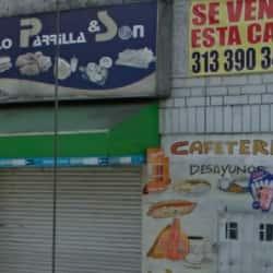 Pollo Parrilla Carrera 16 en Bogotá