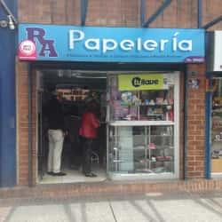 RA Papelería en Bogotá