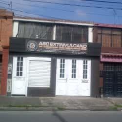 ABC Extinvulcano en Bogotá