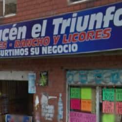 Almacén El Triunfo en Bogotá